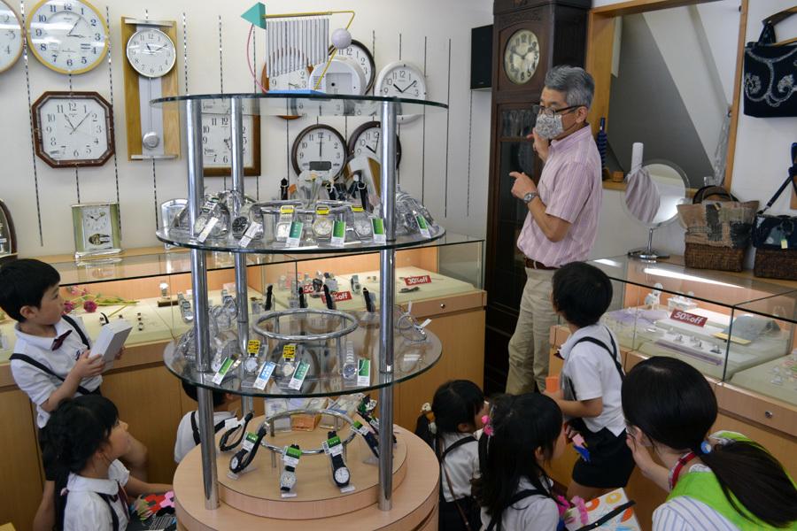 時計屋さん見学に行ってきました。_d0353789_11041833.jpg