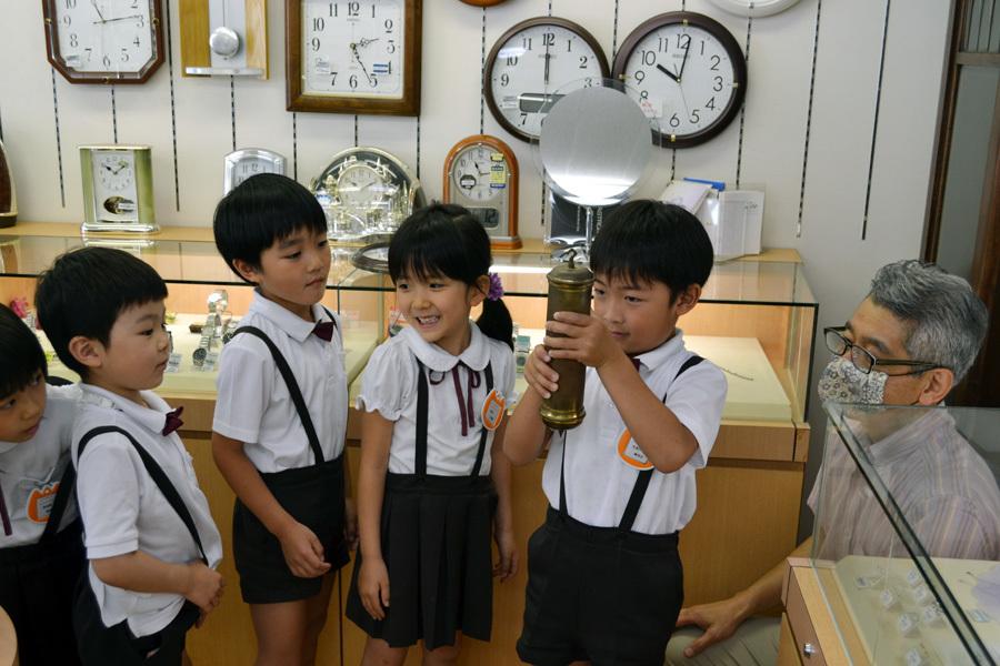 時計屋さん見学に行ってきました。_d0353789_11042914.jpg