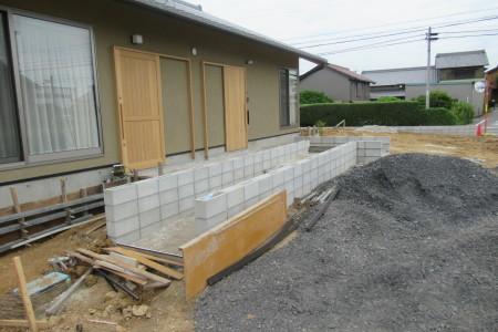 「駒場の家」外構工事_b0179213_20110693.jpg