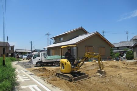 「駒場の家」外構工事_b0179213_20115733.jpg