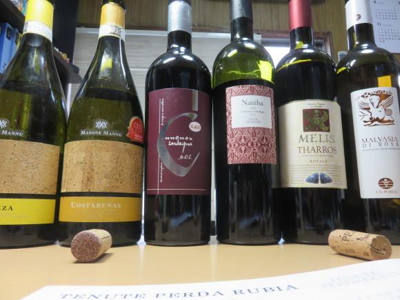サルデーニャ発、好奇心刺激ワイン。_d0212522_20123347.jpg