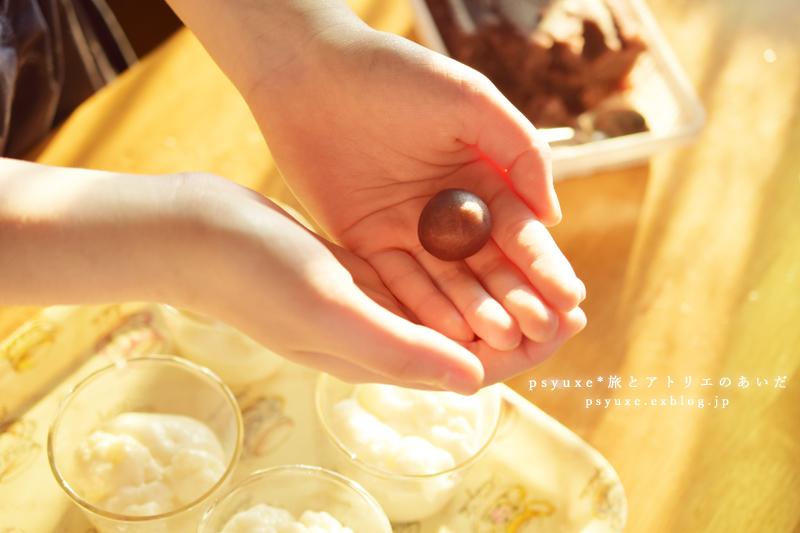 あんこときな粉のミルク餅_e0131432_17280592.jpg