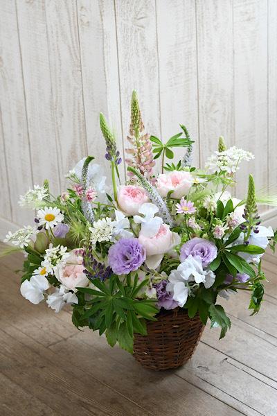 *最近のオーダーの花❁❀✿✾*_e0159050_06570603.jpeg