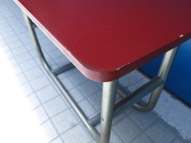 "\""VINTAGE STEEL LEG TABLE #BAUHAUS\""ってこんなこと。_c0140560_08285846.jpg"