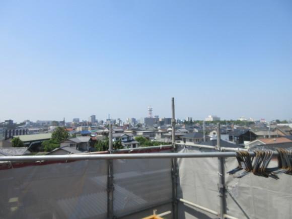 鉄筋コンクリート造の住宅の現場_d0297177_22534616.jpg