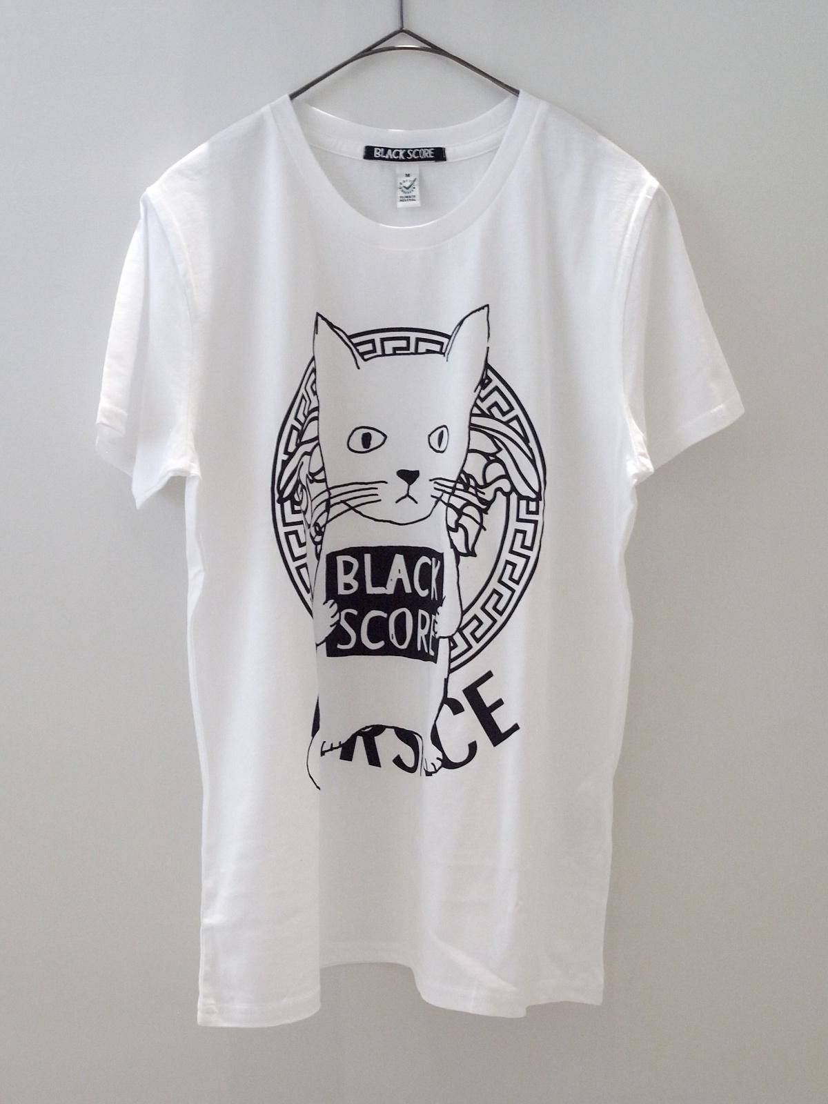 BLACK SCORE ブラックスコアの Tシャツが入荷いたしました!_c0176078_14405419.jpg