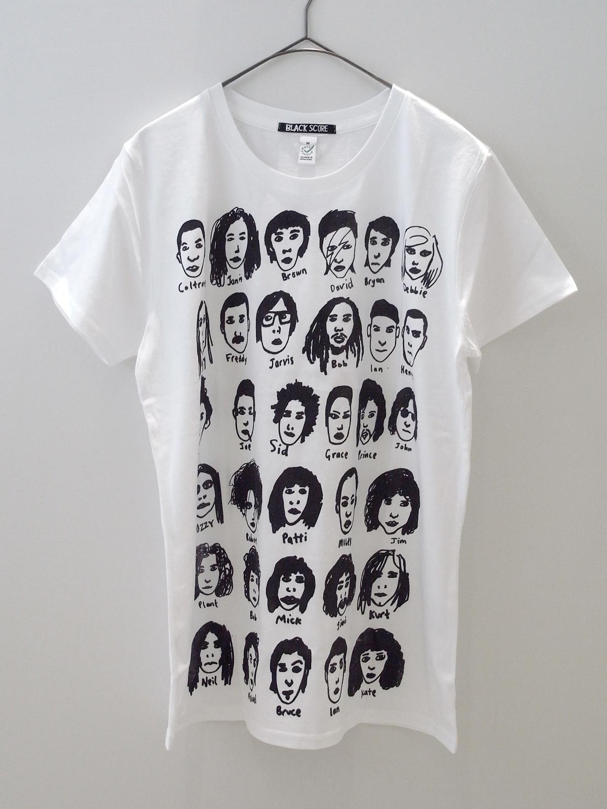 BLACK SCORE ブラックスコアの Tシャツが入荷いたしました!_c0176078_14410390.jpg