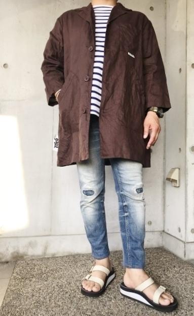 The Sandalman   新型・5層ソール★★_d0152280_15212826.jpg