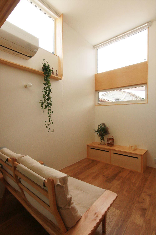 住宅密集地でカーテンレスで過ごせる住まい 姥ケ山の家_b0349892_17585942.jpg