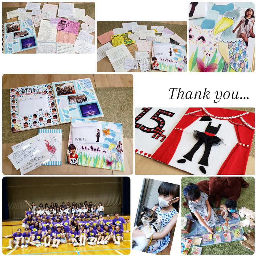 卒業生ちゃん達からの贈り物✩.*˚_d0224894_08234690.jpg