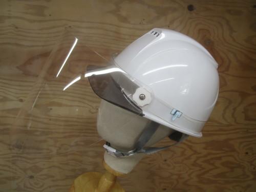 ヘルメット用 フェイスシールド 新発売_e0146402_14490704.jpg