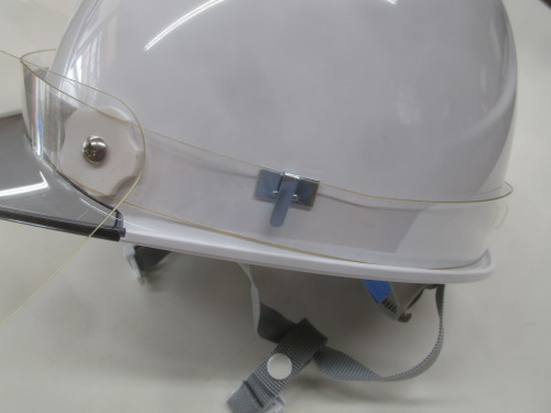 ヘルメット用 フェイスシールド 新発売_e0146402_15164791.jpg