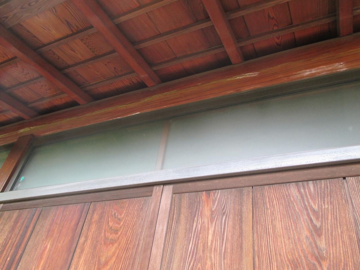 『サッシ交換』工事と台風対策としての『強化ガラス取付』工事 モリス正規販売店のブライト_c0157866_18334929.jpg