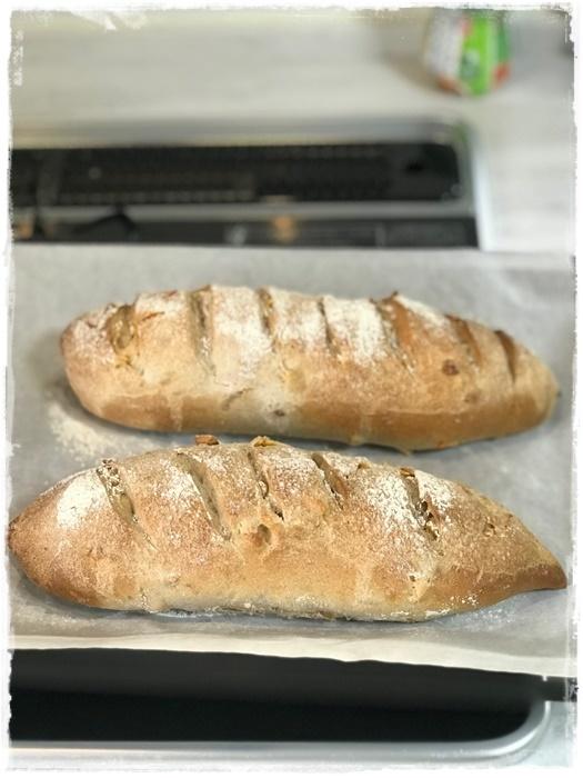 外出自粛中に作ったパンたち_a0225068_10592612.jpg