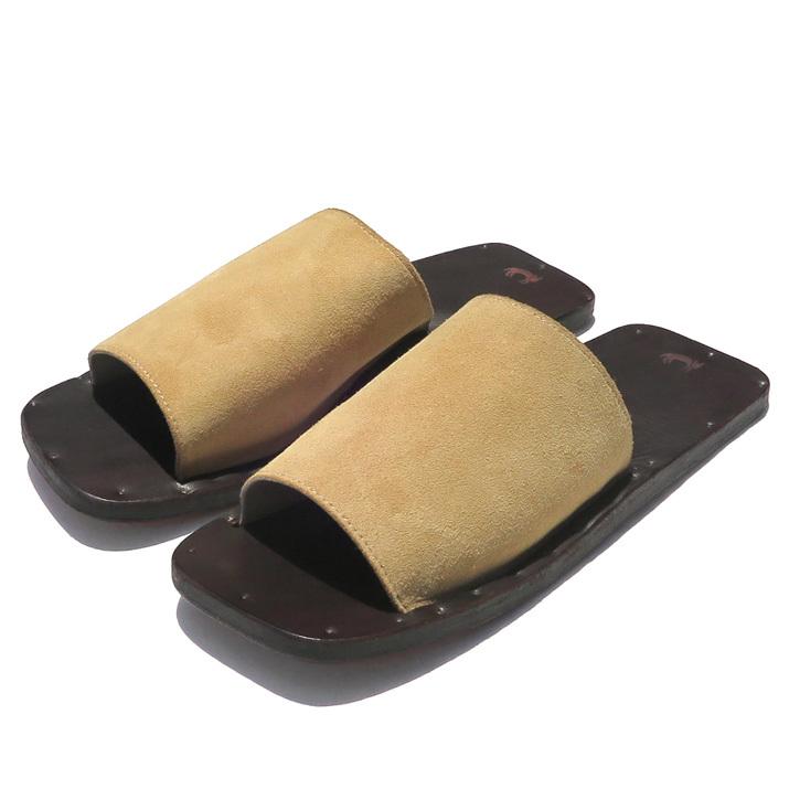 """JUTTA NEUMANN \""""SAM\"""" Leather Sandals._d0187983_14104642.jpg"""
