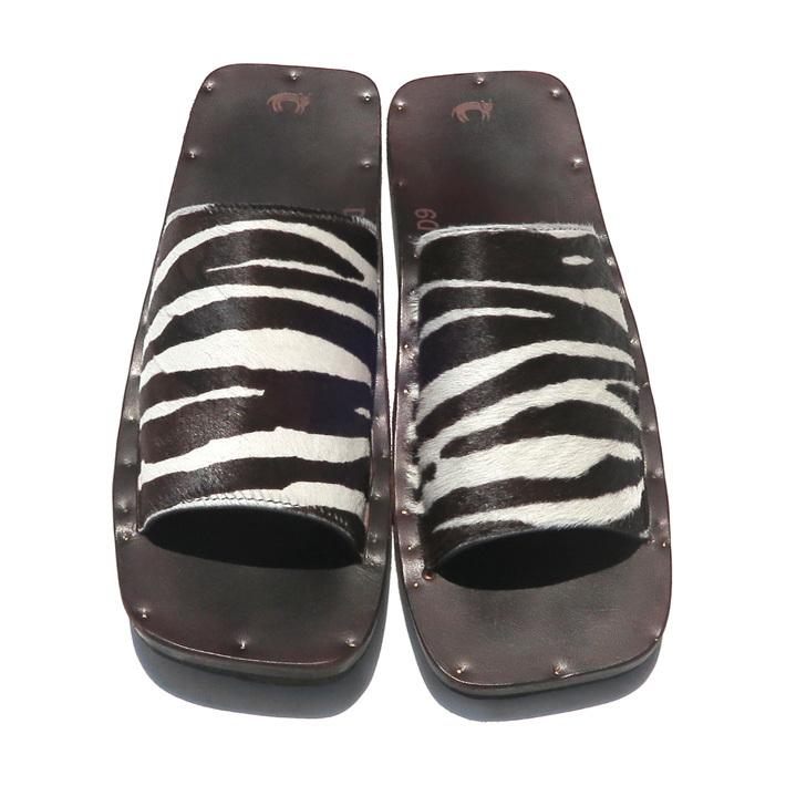 """JUTTA NEUMANN \""""SAM\"""" Leather Sandals._d0187983_14110114.jpg"""
