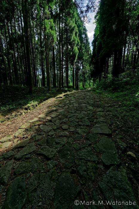 阿蘇参勤交代の石畳の道_e0135098_06432415.jpg