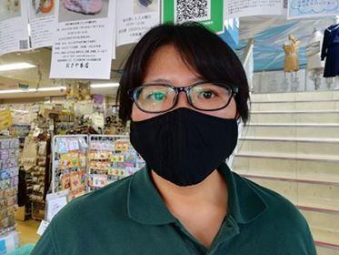 マスク作品(お客さん)_d0156706_16371856.jpg