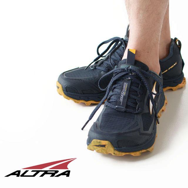 ALTRA [アルトラ] LONE PEAK 4.5 M [Carbon] / メンズ ローンピーク4.5 [AL0A4PE] トレイルラン、トレイルレーシングシューズ MEN\'S _f0051306_16203030.jpg