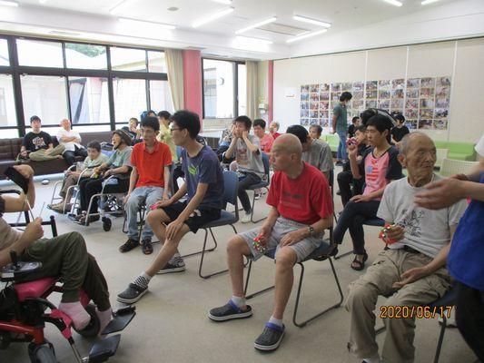6/17 日中活動_a0154110_14265224.jpg