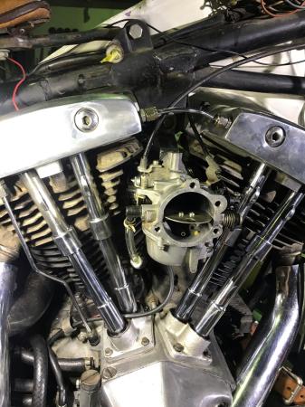 80FLH修理・整備続き~ 6/18/2020_c0133351_14294595.jpg