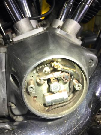 80FLH修理・整備続き~ 6/18/2020_c0133351_16163210.jpg