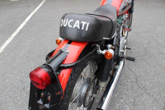 DUCATI 250 SCRAMBLER 入荷_a0208987_16311509.jpg