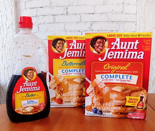 130年超の歴史あるパンケーキ・ブランド『ジェミマおばさん』(Aunt Jemima)廃止へ_b0007805_21542716.jpg