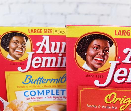 130年超の歴史あるパンケーキ・ブランド『ジェミマおばさん』(Aunt Jemima)廃止へ_b0007805_23442113.jpg