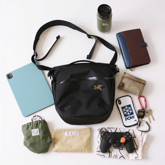 アークテリクス Arro 8 Shoulder Bag [24019]  人気のアロー8_f0051306_12454729.jpg