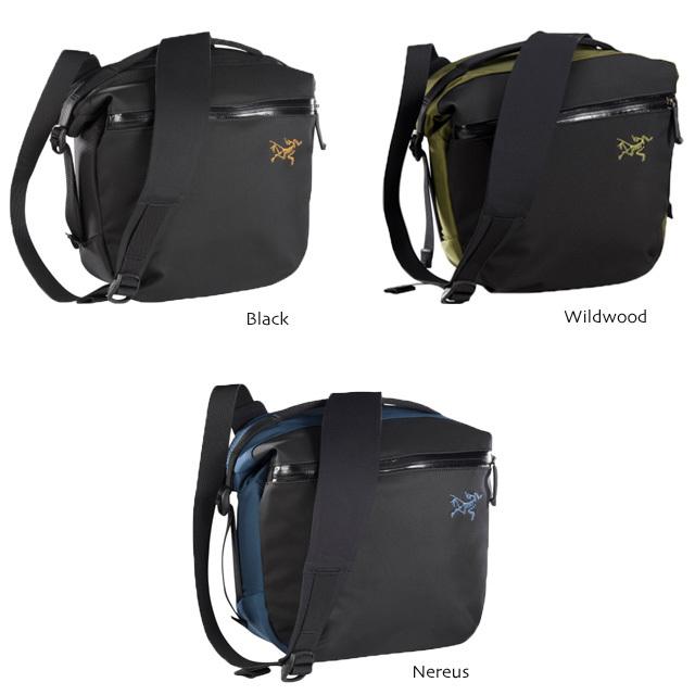 アークテリクス Arro 8 Shoulder Bag [24019]  人気のアロー8_f0051306_12454897.jpg