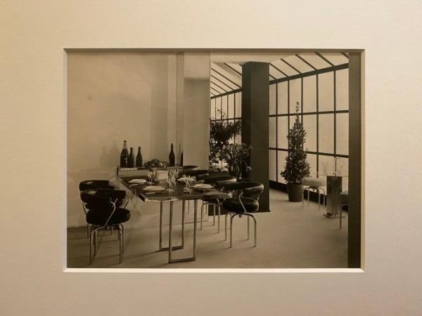 ヨーロッパ買い付け後記7 シャルロットぺリアン展@フォンダシオン ルイヴィトン_f0180307_01011007.jpg