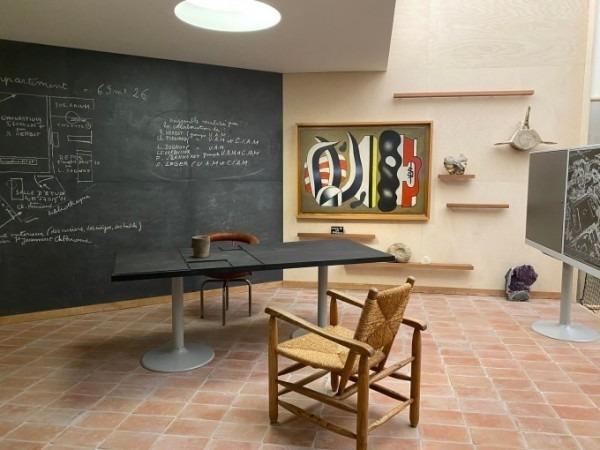 ヨーロッパ買い付け後記7 シャルロットぺリアン展@フォンダシオン ルイヴィトン_f0180307_01015926.jpg