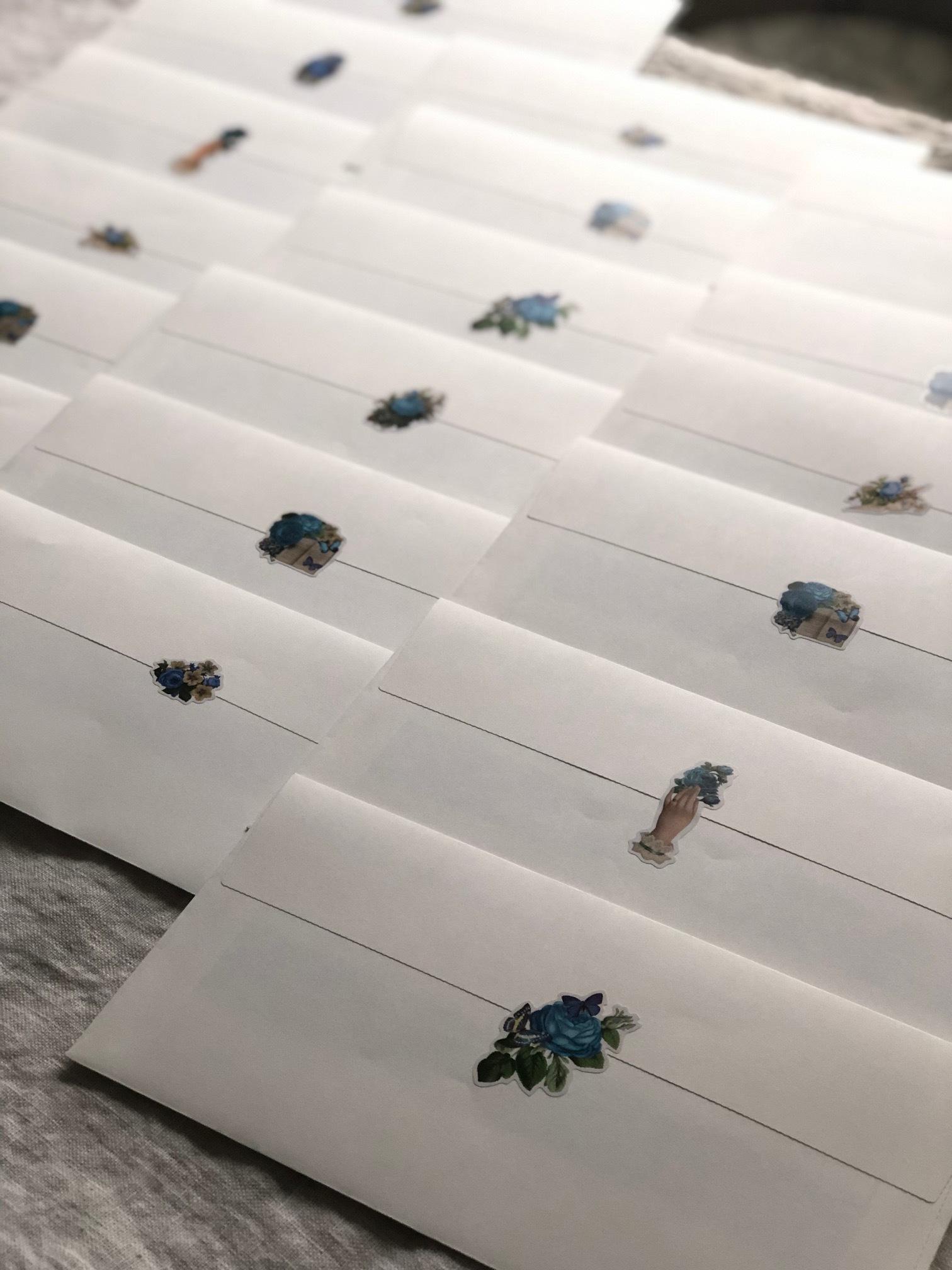 Seijiroファンクラブ「BLUE ROSE」会員証をご入会順に心を込めてお届けしています♡_a0157409_10402957.jpg