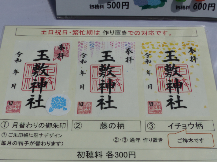 玉敷神社の紫陽花_f0296312_19383919.jpg