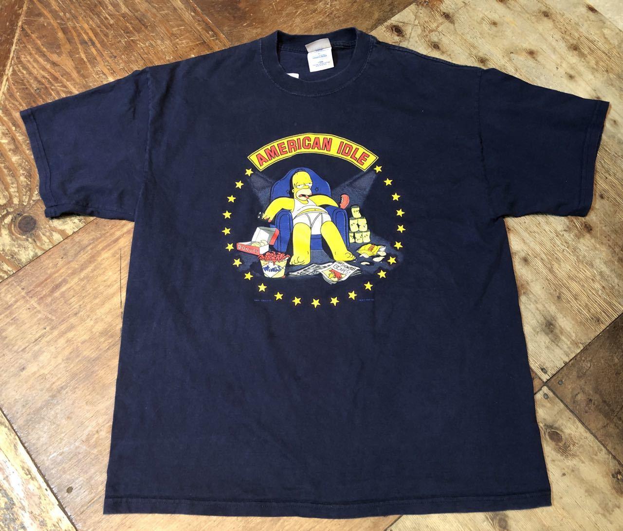 シンプソンズ Tシャツ!_c0144020_13284411.jpg