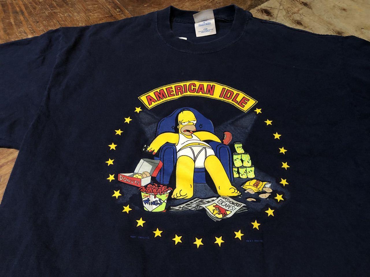シンプソンズ Tシャツ!_c0144020_13284753.jpg
