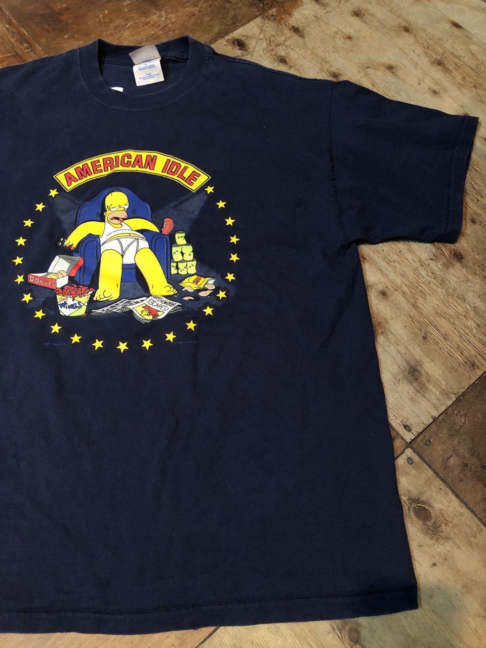 シンプソンズ Tシャツ!_c0144020_13285364.jpg