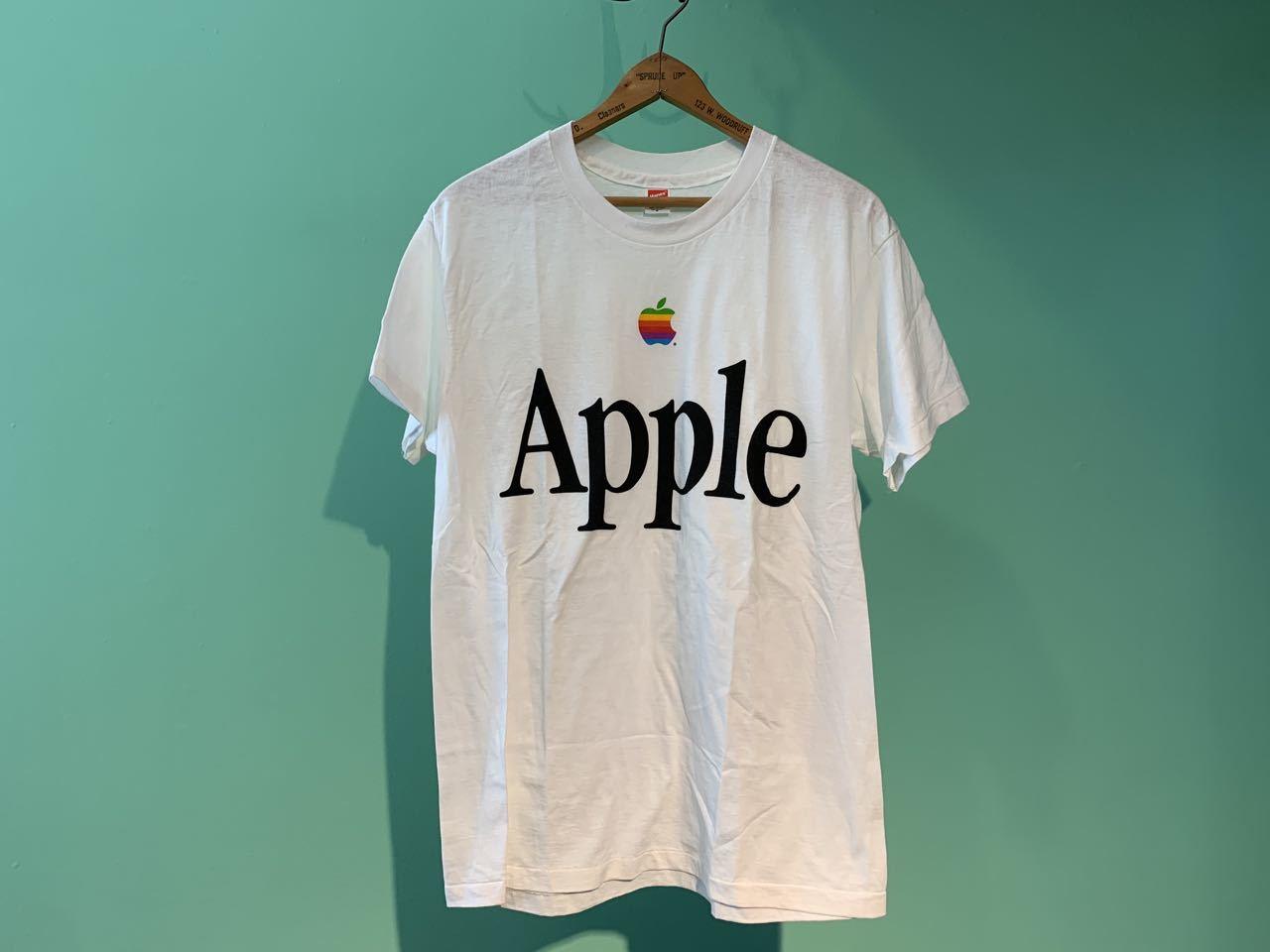 6月20日(土)入荷! 90s MADE IN U.S.A デッドストック APPLE computer Tシャツ !_c0144020_13384532.jpg