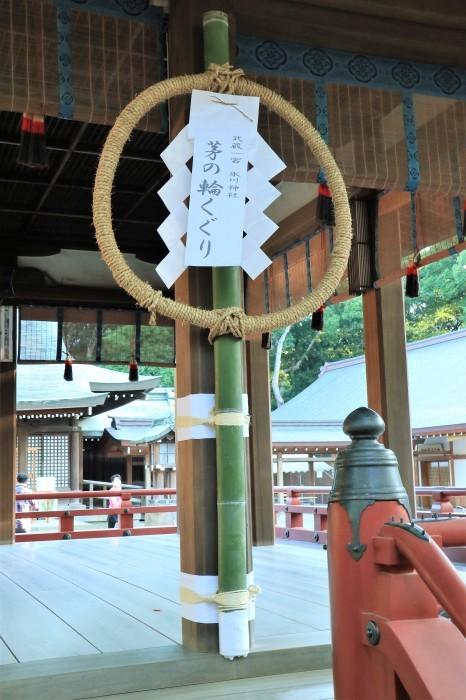 大宮 氷川神社 「茅の輪くぐり」_d0150720_16384063.jpg
