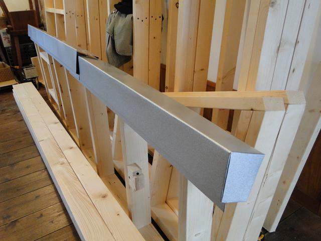 窯小屋DIY14/バンキン!_b0200721_17054549.jpg