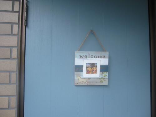 玄関ドア 三度目の塗り直し_e0350927_18223044.jpg