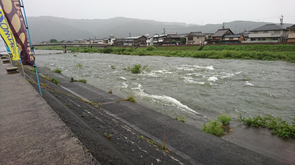 6月19日河川情報。 ..._c0266737_07185549.jpg