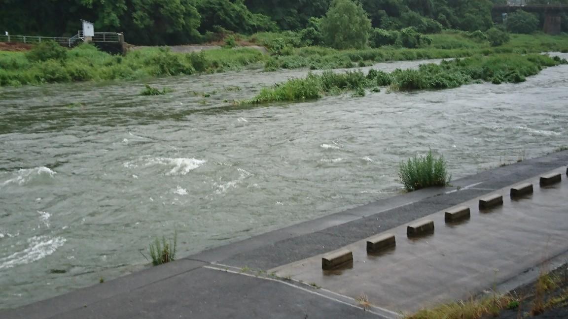 6月19日河川情報。 ..._c0266737_07185613.jpg