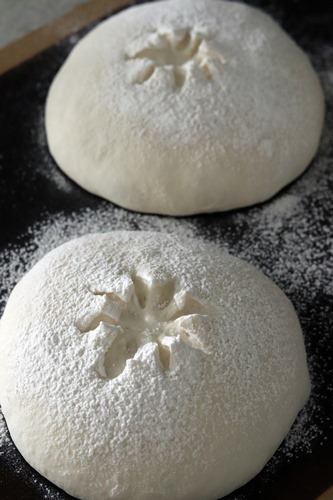 料理通信に載っていた「パンフランス・ソイ」を焼く_a0165538_08110803.jpg