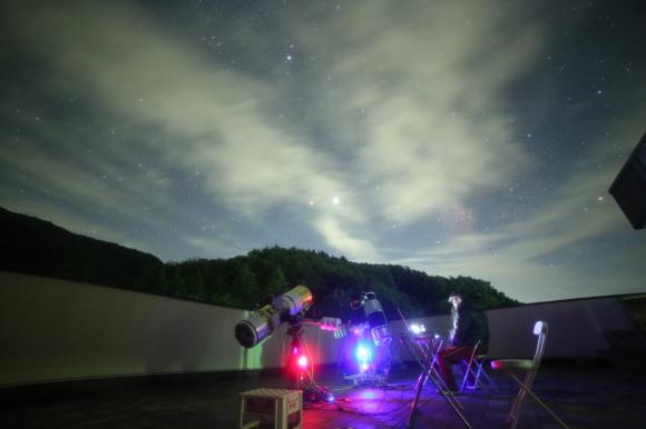 夢中の星空の下で・・・_b0100253_23082864.jpg