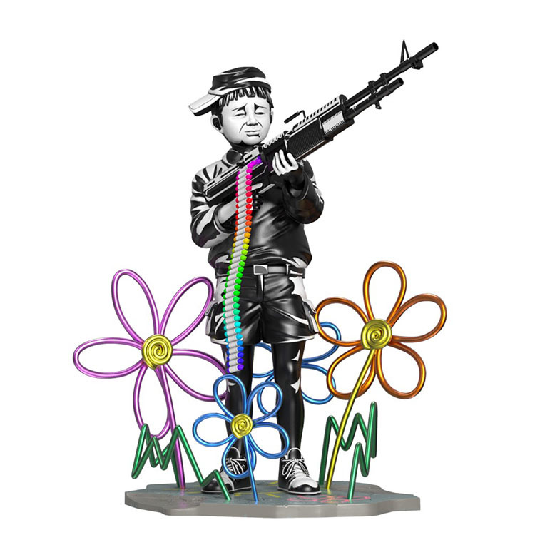 Banksy\'s Crayon Shooter by Brandalised_e0118156_15042608.jpg