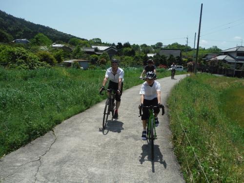 山の辺の道 サイクリング_b0332867_09433692.jpg