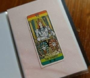 内田善美:りぼんの付録のタロットカード_c0084183_12090173.jpg