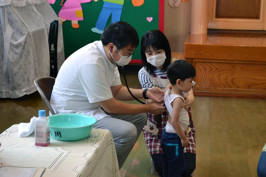 内科検診を行いました。_d0353789_09044364.jpg
